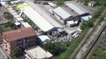 Traffico illecito di rifiuti, 17 arresti tra Napoli e provincia