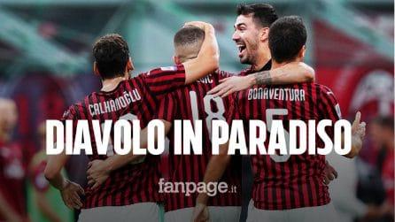 Milan-Juventus 4-2, rimonta pazzesca del Diavolo che ferma i bianconeri a San Siro