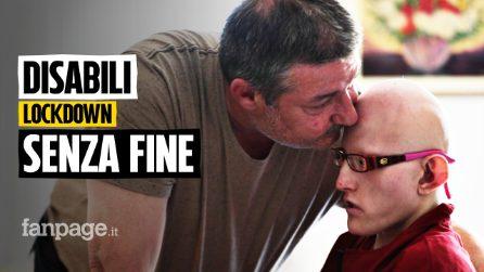 """Centri diurni chiusi, ragazzi disabili ancora in lockdown: """"Maurizio è segregato in casa"""""""