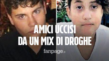 """Flavio e Gianluca uccisi da un mix di droghe, confessa il pusher, l'avvocato: """"È un uomo distrutto"""""""