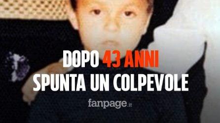 Mauro Romano scomparso a 6 anni nel 1977: dopo 43 anni spunta un colpevole, è un amico di famiglia