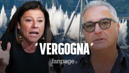"""Ponte Morandi, Governo riaffida gestione a Benetton. Il padre di Giovanni vittima del crollo: """"Vergogna"""""""