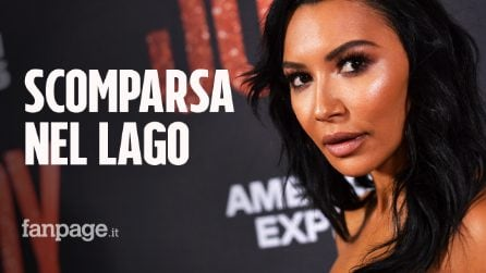 Naya Rivera scomparsa in un lago: iniziate le ricerche, si teme il peggio per l'attrice di Glee