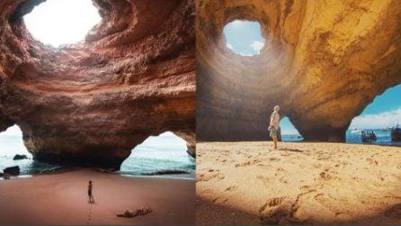 L'incanto della Grotta di Benagil: quella che per molti è la grotta marina più bella del mondo
