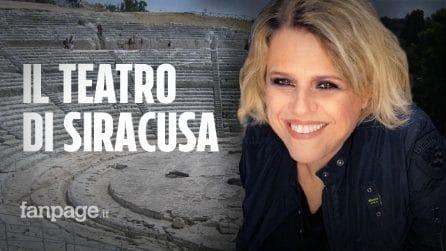 """Il Teatro Greco di Siracusa riparte con """"Inda 2020"""": il video con Tosca, Piovani, Savino e Lo Cascio"""