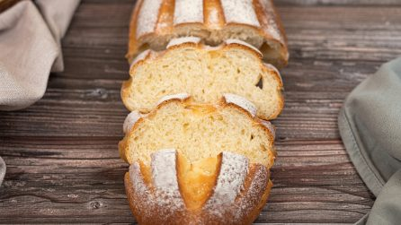 Pane dolce: perfetto per una colazione golosa!