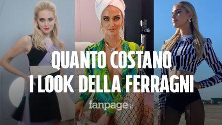 """Chiara Ferragni nel video di Baby K """"Non mi basta più"""": ecco quanto costano i capi indossati"""