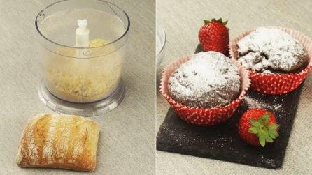 Pangrattato e zucchero a velo: ecco come farli in casa in 5 minuti!