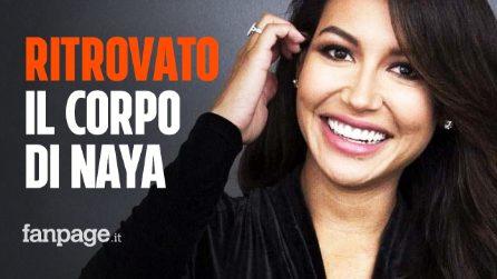 """Naya Rivera, TMZ: """"Ritrovato il corpo dell'attrice di Glee: morta a 33 anni nel Lago Piru"""""""