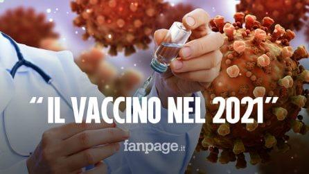 """Vaccino anti-Coronavirus, l'annuncio: """"In commercio all'inizio del 2021"""""""