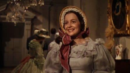 È morta a 104 anni Olivia de Havilland, Melania in Via col vento