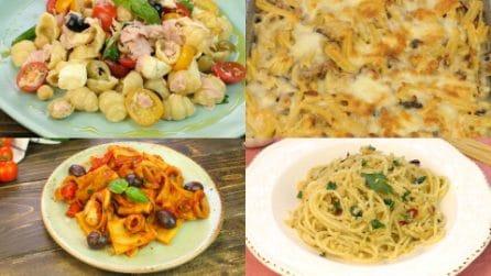 Non c'è niente di meglio di un bel piatto di pasta! Prova queste ricette da leccarsi i baffi!