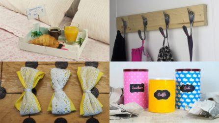 10 Idee riciclo che daranno una nuova vita ai tuoi vecchi oggetti!
