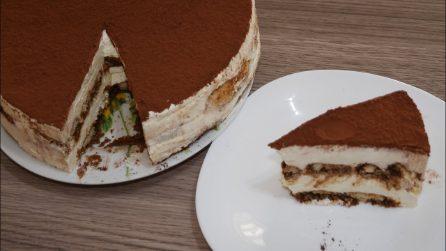 Tiramisù cheesecake: una versione alternativa che amerete