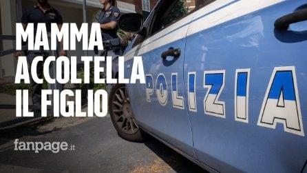 Verbania, tragedia familiare a Pallanzeno: mamma uccide il figlio in casa a coltellate