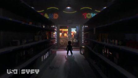 Chucky, il teaser trailer
