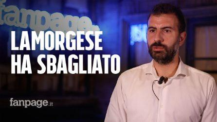 """Palazzotto: """"Errore missione di Lamorgese a Tripoli, su migranti nel governo non c'è discontinuità"""""""