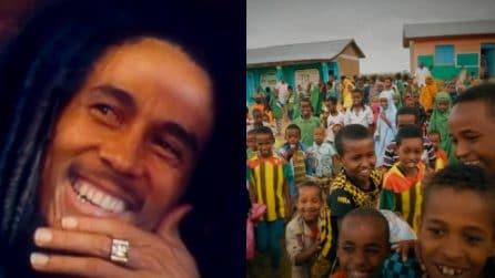Un remake di 'One Live' di Bob Marley per aiutare i bambini colpiti dal Covid