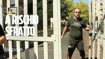 """Appartamento confiscato alla mafia, Ivan rischia lo sfratto: """"Ci vivo da 40 anni, dove vado?"""""""