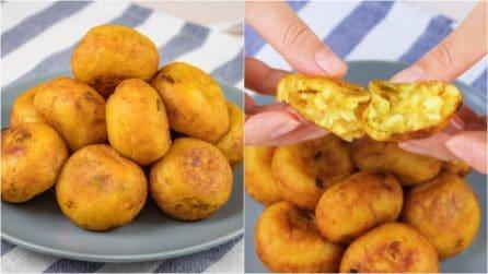Bombette di patate e carote: facili, gustose e veloci da preparare!