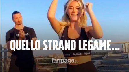 Zlatan Ibrahimovic e Diletta Leotta: quel legame che fa sognare, nato grazie a una pubblicità