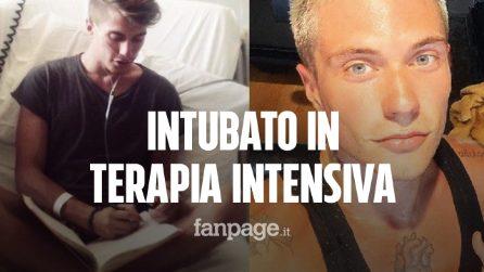 """Benji racconta le due settimane intubato in terapia intensiva: """"Ora ho cambiato stile di vita"""""""