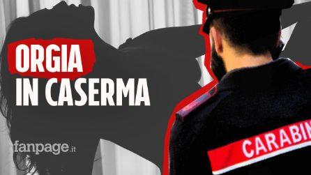 "Carabinieri arrestati, l'orgia nella caserma di Piacenza: ""Presenti due donne, probabili escort"""