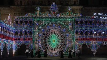Spettacolare sfilata Dior a Lecce, tra barocco e pizzica