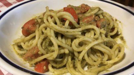 Spaghetti alla crudaiola: la ricetta del primo piatto saporito