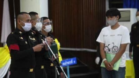 Thailandia, un sorteggio sceglie chi farà la leva militare