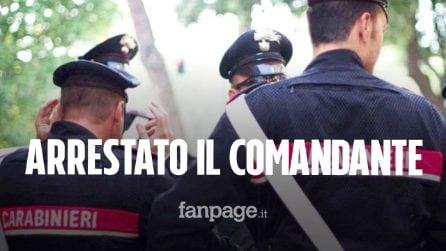 Arrestato comandante dei Carabinieri: sottrae refurtiva e depista indagini per non farsi scoprire