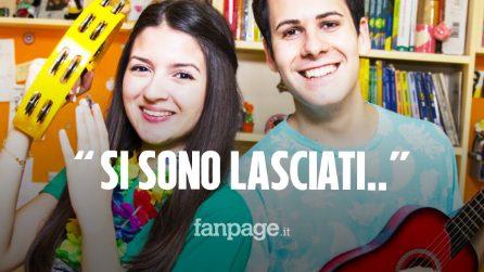"""""""I Me contro Te si sono lasciati"""": la risposta degli youtuber Luì e Sofì"""