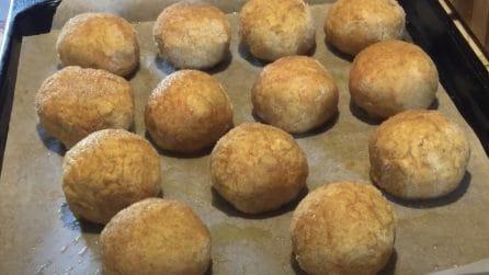 Bombe di riso ripiene: la ricetta ricca e piena di gusto