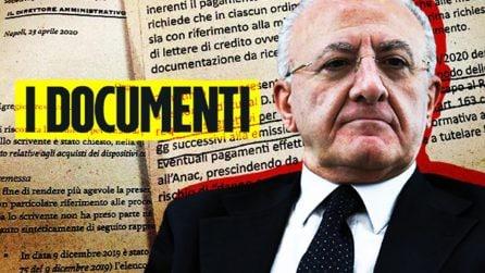 Inchiesta su appalti Covid, spuntano nuovi documenti che inchiodano SoReSa