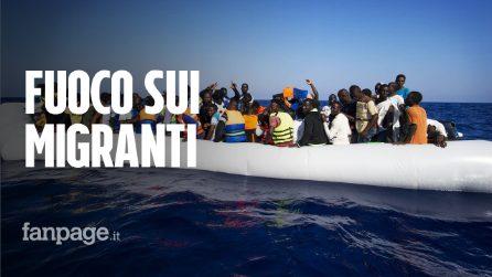 Migranti, autorità libiche aprono il fuoco durante operazioni di sbarco: 2 morti e 5 feriti