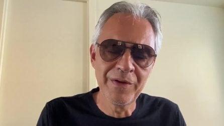 Le scuse di Andrea Bocelli dopo le parole sul Covid-19