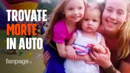 Texas, trovate morte in auto: la madre in overdose e le due figlie uccise dal caldo