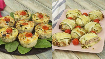 2 ricette con le zucchine facili e veloci da preparare!