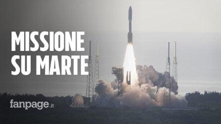 È partita la missione della Nasa su Marte: ecco cosa farà il rover Perseverance