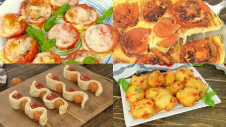 4 Ricette sfiziose e veloci che puoi preparare con i pomodori!