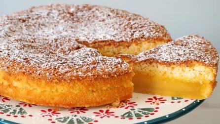 Torta soffice alla vaniglia: la ricetta del dessert veloce e goloso