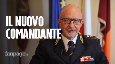 """Roma, il nuovo comandante della Polizia Locale Stefano Napoli: """"Sì al divertimento ma in sicurezza"""""""
