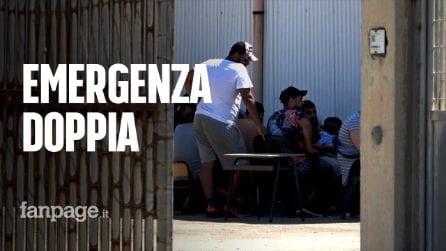 """Migranti e Covid, emergenza doppia, la Sicilia esplode: """"Centri non idonei alla quarantena"""""""