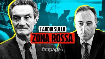 """Audio inedito di Fontana due giorni dopo Codogno: """"19 città focolaio"""", i comuni mai chiusi"""