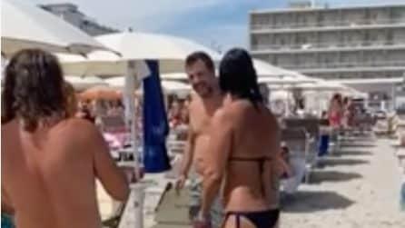 """Milano Marittima, la vicesindaca si avvicina a Salvini: """"Rovina il nome di questa città"""""""