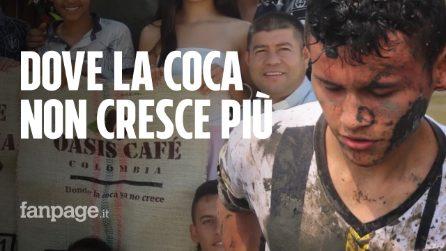 """Don Rito Alvarez, prete colombiano anti narcos: """"Salviamo i bimbi che raccolgono la coca"""""""