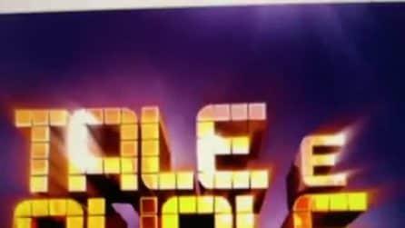 Il video con cui Carlo Conti annuncia i dieci concorrenti di Tale e Quale Show 2020