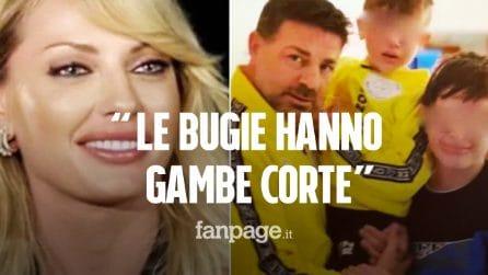 """L'ex marito di Manila Nazzaro, Francesco Cozza su Instagram: """"Le bugie hanno le gambe corte"""""""