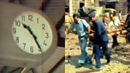 40 anni fa la Strage di Bologna in cui persero la vita 85 persone: l'Italia non dimentica