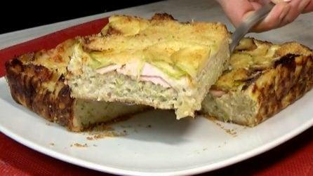 Sformato di zucchine e ricotta: la ricetta del secondo piatto complete e saporito